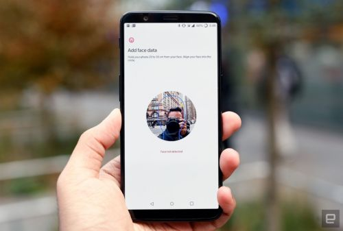 OnePlus 5 will get the 5T's Face Unlock feature