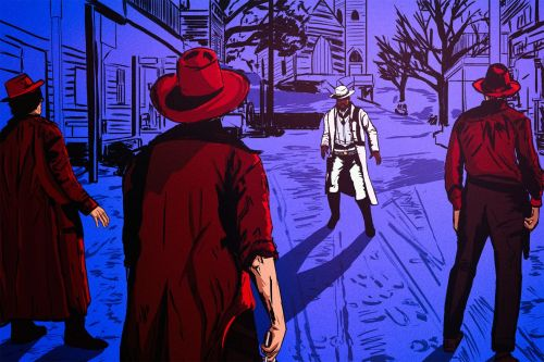 Playing Red Dead Online as a black character means enduring racist garbage