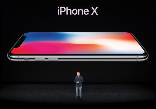 Apple said to be cutting production of iPhone X