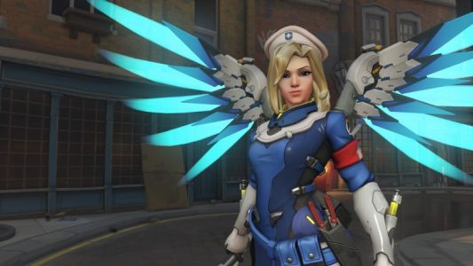 Overwatch's Mercy Is Getting Nerfed.Again