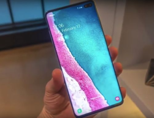 Oops: Someone just published a full video preview of Samsung's unreleased Galaxy S10