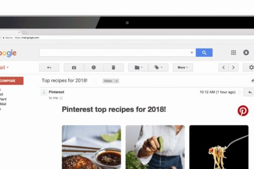 Gmail will let you browse websites in your email with new AMP support