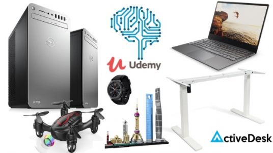 Geek Presidents' Day Deals: Dell PCs, 4K TVs, and more