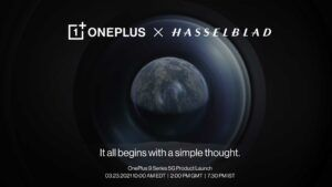 OnePlus partners with Hasselblad to develop cutting edge camera tech
