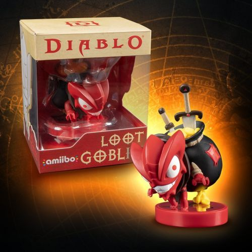 Diablo 3 Switch Amiibo Revealed, And It's Not What You'd Expect