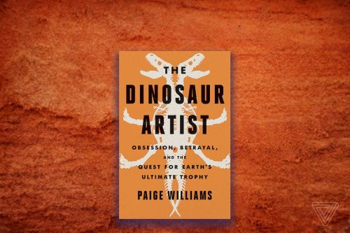 A dinosaur obsession leads to stolen fossils and prison time in this new book