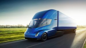 Tesla Semi: 500-Mile Range, Cheaper Than Diesel, Quick to Charge