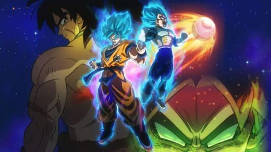 Here's When You Can Finally See Dragon Ball Super: Broly in Theaters