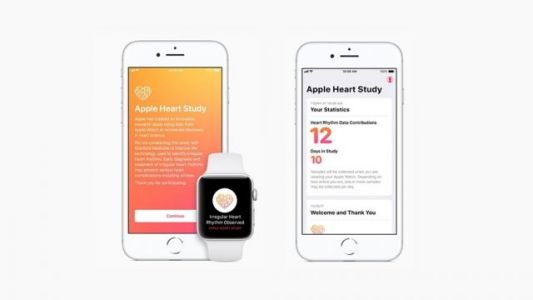 Apple and Stanford Announce Results of Heart Study