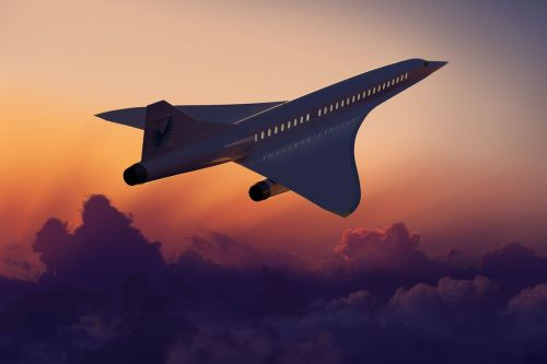 Fifteen years after Concorde, supersonic jets are booming back into style