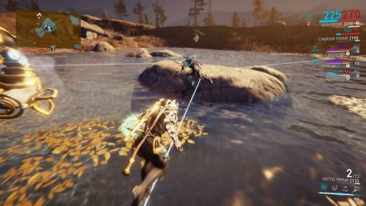 Warframe: Plains of Eidolon - Impressions from the new social hub and open-world map