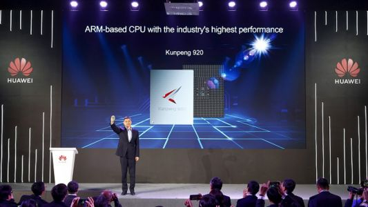 Huawei's new chip is the most complex CPU ever built