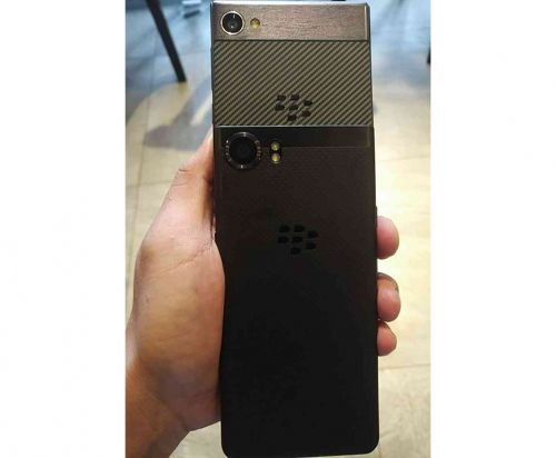 BlackBerry Krypton reportedly appears in leaked photo