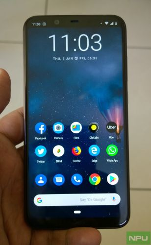 Nokia 8.1 discounted to Rs 18580 , 6GB RAM variant for Rs 22080 at Amazon