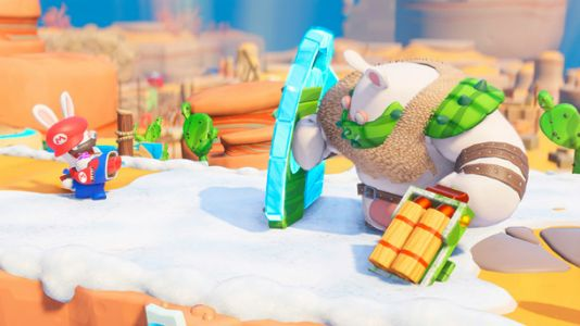 Details Come Out For Upcoming Mario + Rabbids: Kingdom Battle DLC