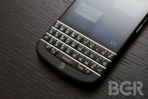 It looks like there actually is still a market for BlackBerry phones: Organized crime