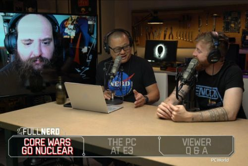 The Full Nerd ep. 56: Intel and AMD's CPU Core Wars go nuclear, the best PC games of E3