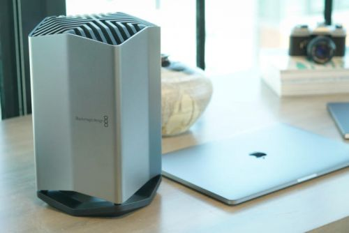Blackmagic eGPU review: A beautiful MacBook Pro graphics booster with no room to grow