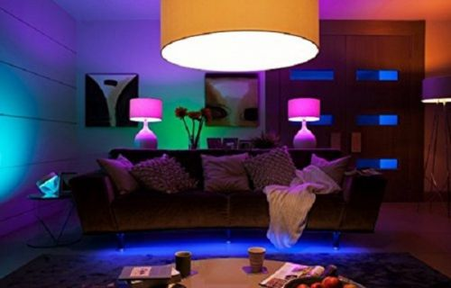 You can get 3 of these multicolor smart LED bulbs for the price of one Philips Hue bulb