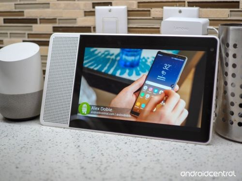 Google might be planning to launch its own Smart Display this year