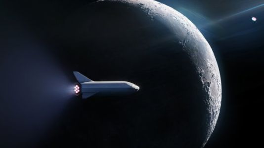 Elon Musk just changed the name of the BFR to 'Starship' for some reason