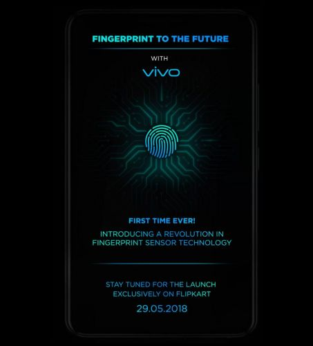 Vivo X21 Coming To India Next Week As Flipkart Exclusive