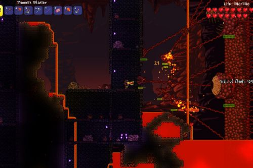 Stadia version of Terraria is back in production after developer reconciles with Google