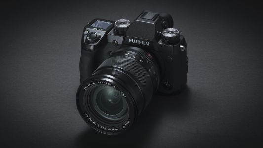 The X-H1 is Fujifilm's most advanced X Series camera ever