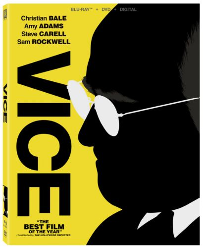 Christian Bale in 'Vice' Blu-ray, DVD, Digital Release Dates and Details