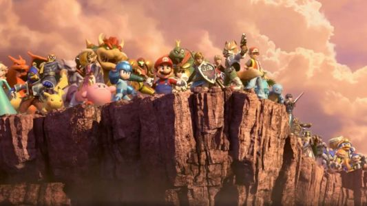 Super Smash Bros. Ultimate reveals all its remaining fighters, for now