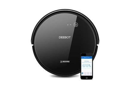 The Ecovacs Deebot 601 robot vacuum gets a huge 50% price cut on Amazon