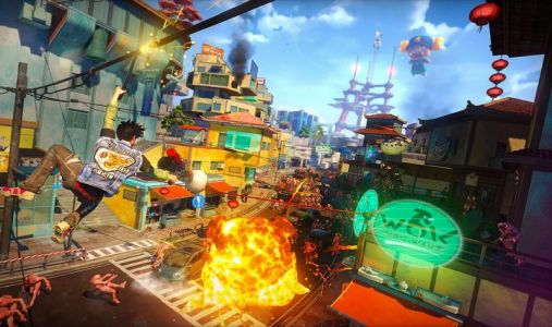 Sunset Overdrive PC debuts November 16, preorders now live