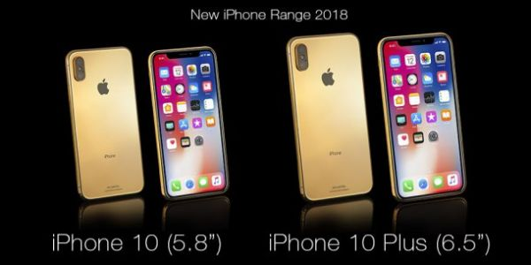 This 18-karat gold-plated iPhone is better than any Rose Gold, and it will only set you back $127,000