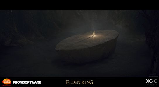 Elden Ring Trailer Artist Posts Concept Art, Says There's No Hidden Meaning, Elden Ring Community Goes Wild Anyway