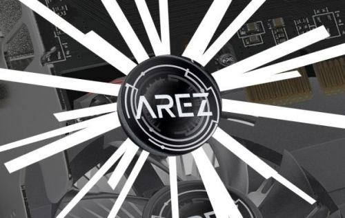 ASUS AREZ graphics cards revealed with AMD RX innards