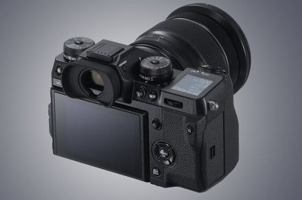 Fujifilm X-H1 reuses old tech, but it is an entirely new type of camera