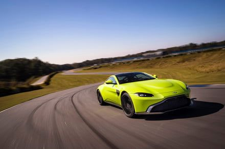 The redesigned Aston Martin Vantage is a Bond car you can buy
