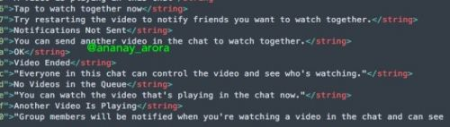 """Facebook Messenger is building a """"Watch Videos Together"""" feature"""