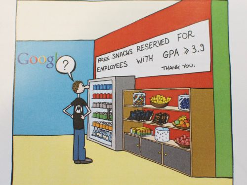 A Google programmer just published a book of hilarious cartoons that shows what it's really like to work at the search giant