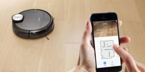 Save Over 50% On The ECOVACS Deebot Robot Vacuum Cleaner