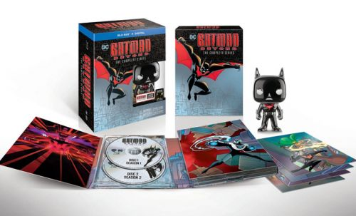 'Batman Beyond: The Complete Series' Limited Edition Blu-ray and Digital Coming in October