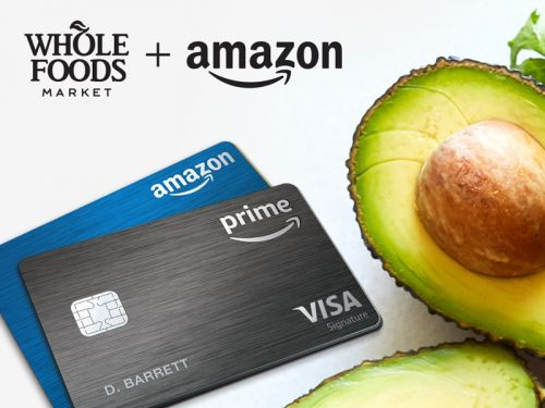 Amazon will reward Prime members for shopping at Whole Foods