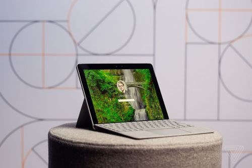 Surface Go with LTE arrives on November 20th starting at $679