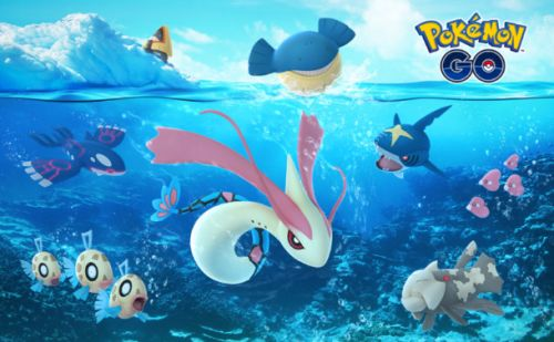 Your Winter 2018 Guide To Pokémon Go Legendary Raids, Eggs, Gen 3, And More