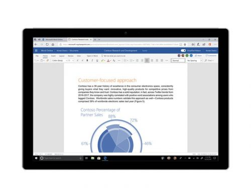Microsoft announces refreshed user experience for Word, Excel, PowerPoint, and Outlook