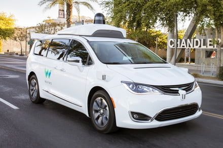 You can now hail a ride in a fully autonomous vehicle, courtesy of Waymo