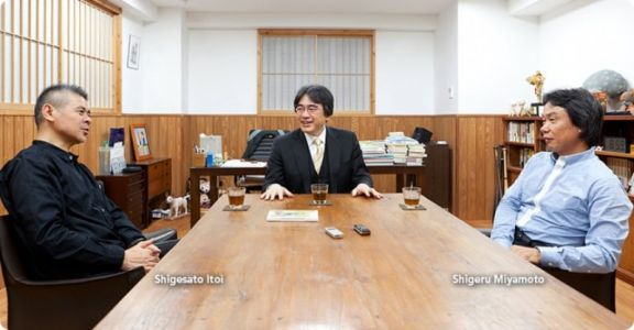 Late Nintendo President's Developer Interviews Being Compiled Into A Book