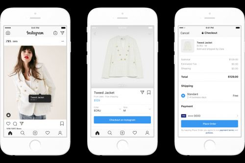 Instagram adds in-app checkout as part of its big push into shopping