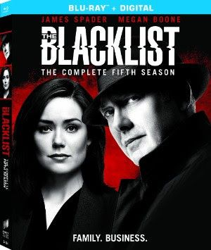 NBC's 'The Blacklist' Season 5 Coming to Blu-ray and DVD in August