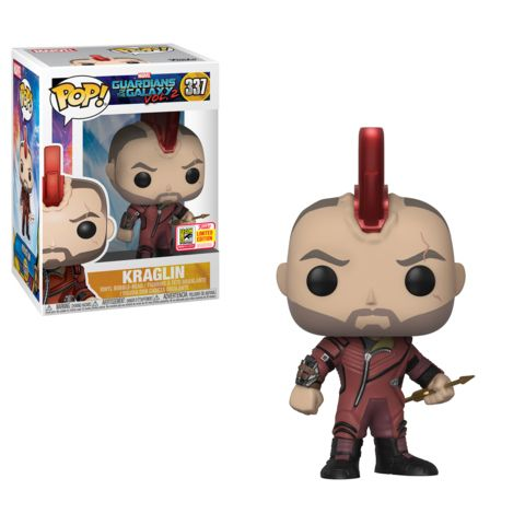 Comic-Con 2018: Marvel Funko Pop Exclusive Figures Call Down The Thunder